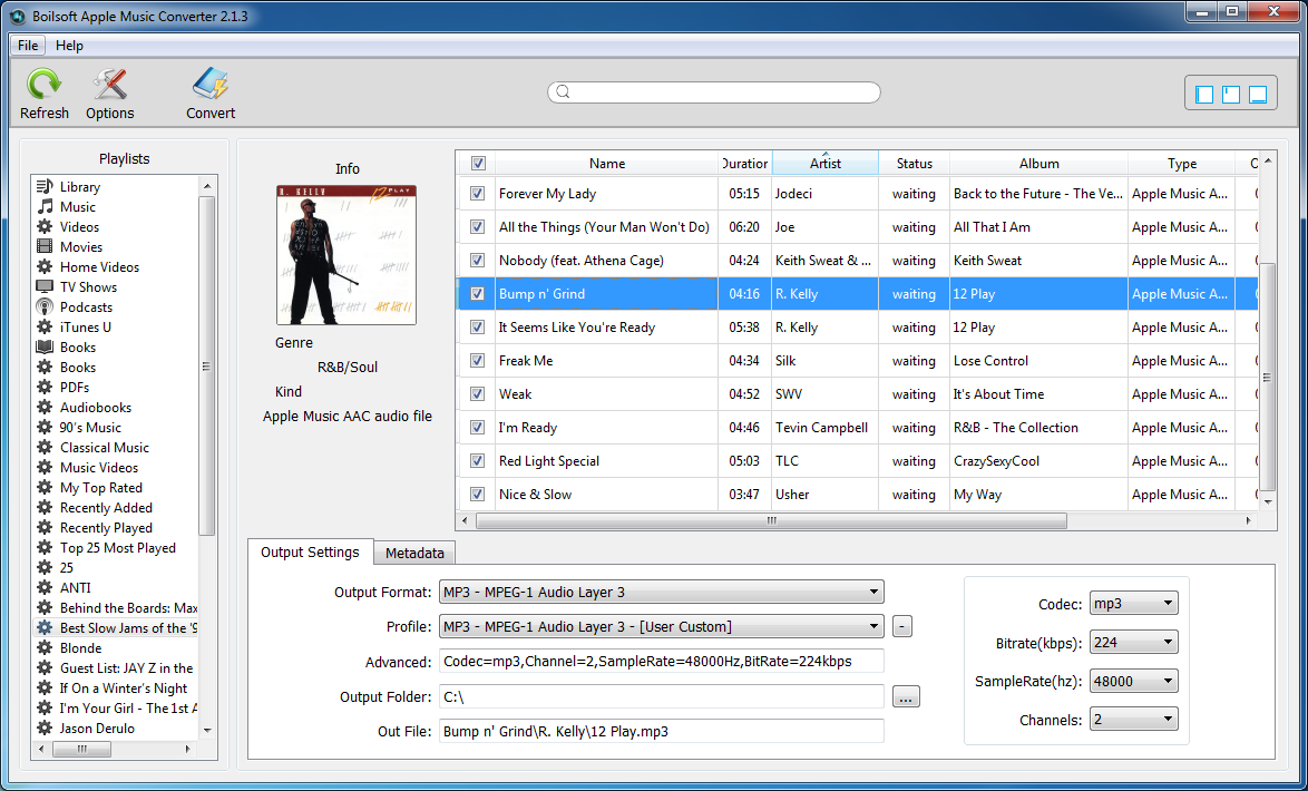 Apple Music M4P to MP3 converter - How to convert Apple