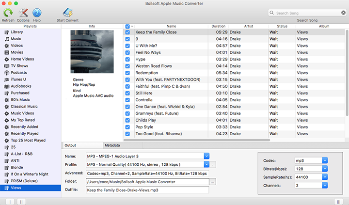 How to play Apple Music on any MP3 player?