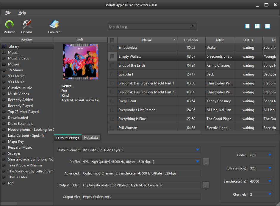 Apple Music Converter - Convert Apple Music to MP3 on Mac/Windows