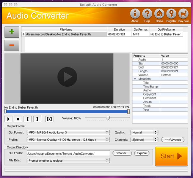 convert pdf to audio mac