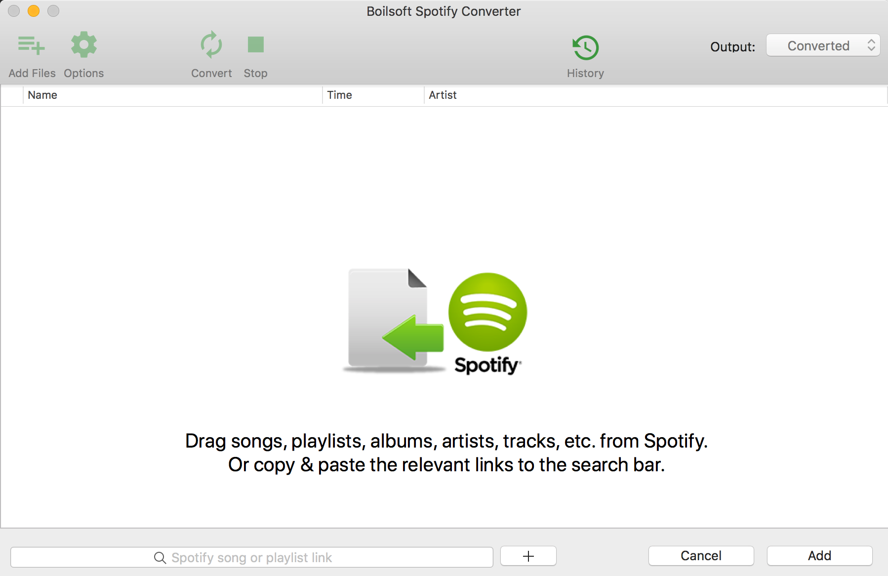 How to transfer Spotify music to Google Play Music?
