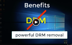 iTunes DRM Media converter for Windows