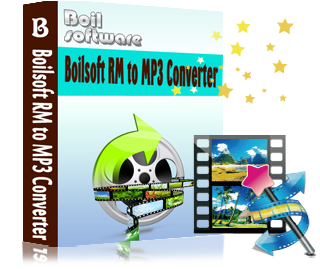 RM to MP3 Converter - convert and extract audio to mp3, wav