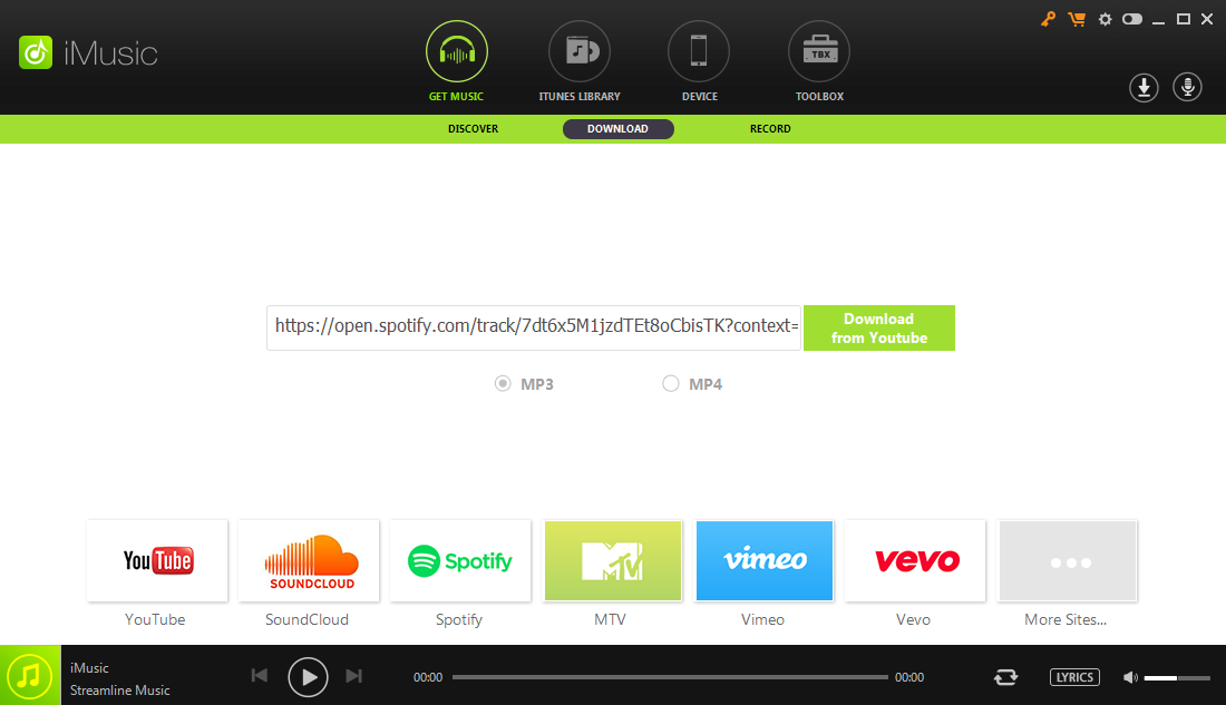 spotify downloader ios