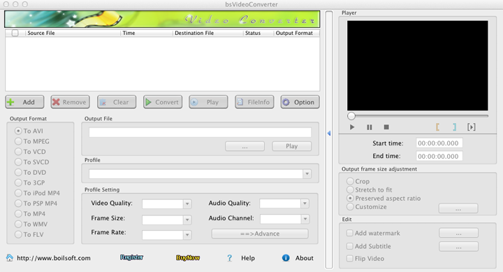 Convert flv to mp4 macos