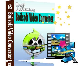 video converter left - Boilsoft Video Converter (24 Saat Kampanya)