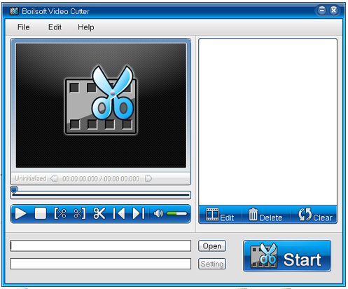 Click to view Boilsoft Video Cutter screenshots